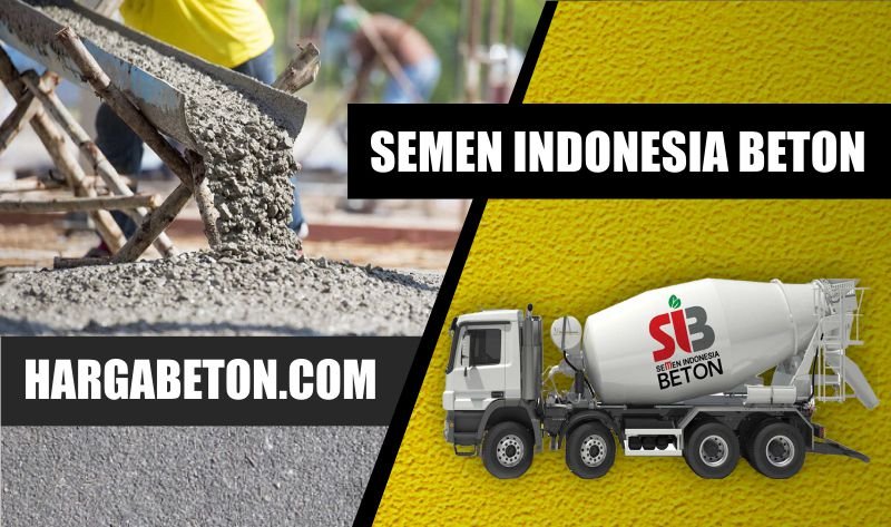 HARGA READY MIX SEMEN INDONESIA BETON / SGG PRIMA SEPTEMBER 2019