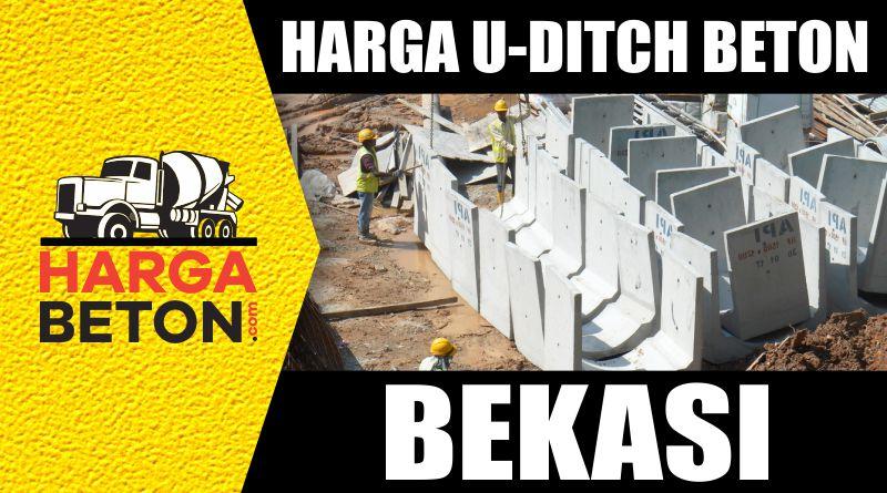 HARGA U DITCH BEKASI MURAH TERBARU SEPTEMBER 2019