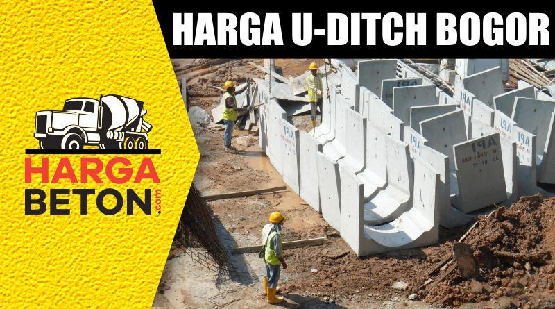HARGA U-DITCH BOGOR