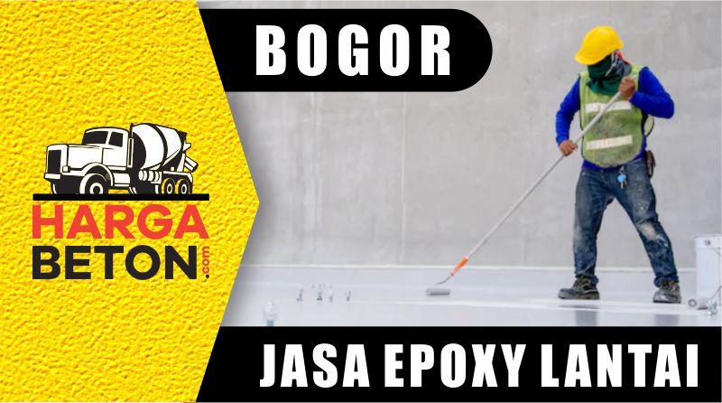 JASA EPOXY LANTAI BOGOR