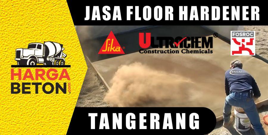 JASA FLOOR HARDENER TANGERANG